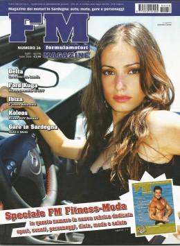 Formula Motori - Luglio/Agosto 2008